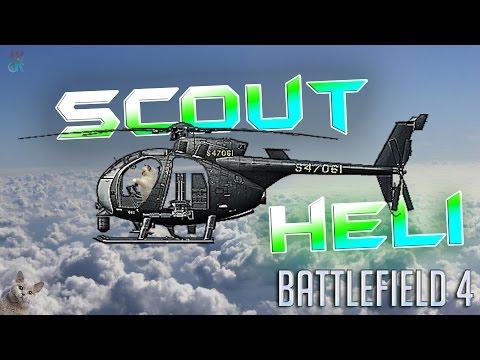 Scout Helide Bir Kedi - Battlefield 4 Multiplayer