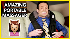 Best Cordless Neck & Back Massager (50% OFF) - Fix back pain!