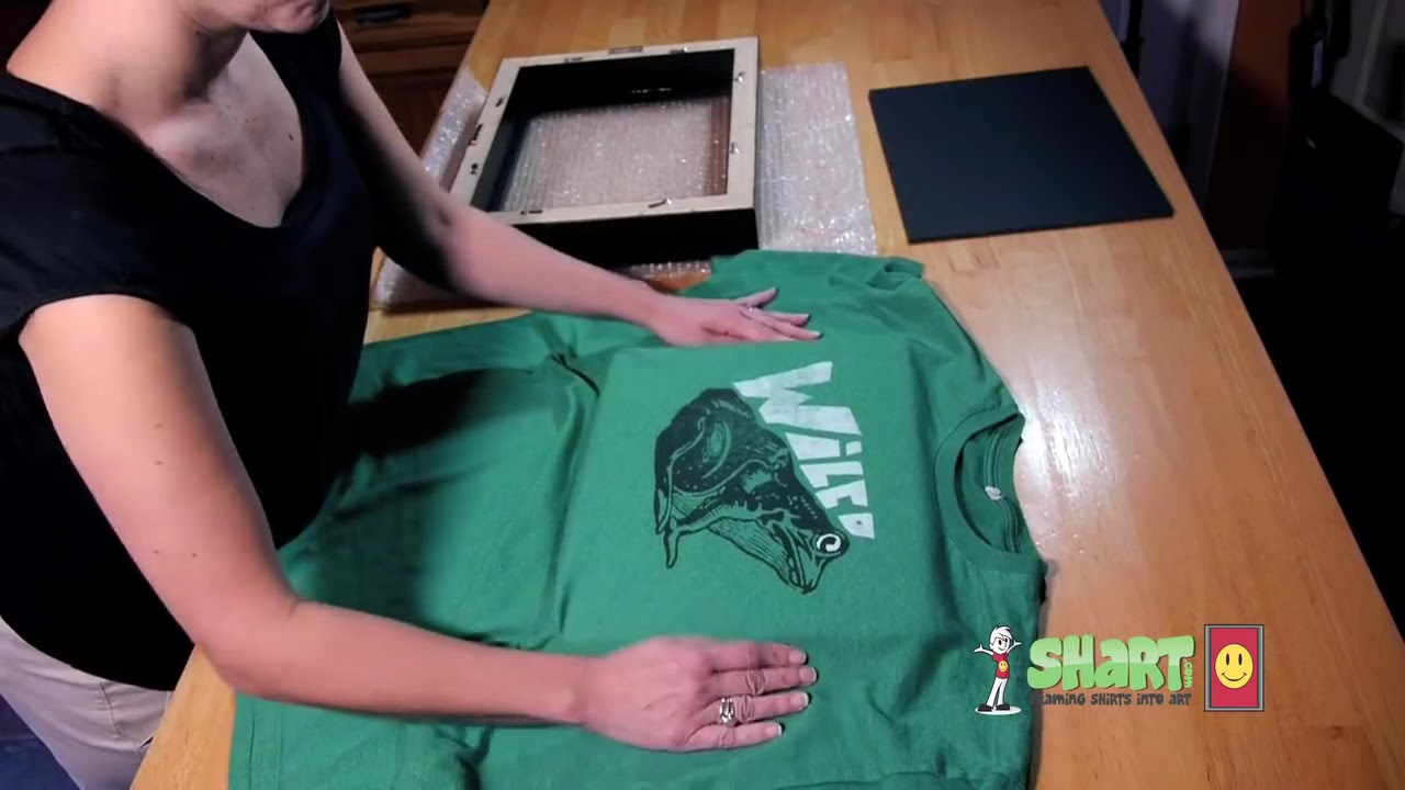 How To Frame A Shirt >> How To Frame A Shirt In 30 Seconds Or Less Youtube