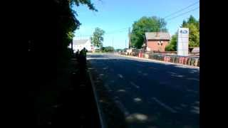 Honda RC166 sound in Chimay 21/07/2013