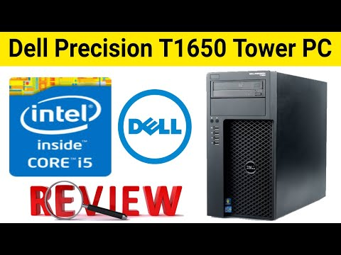 Dell Precision T1650 PC Review | Sohail Computers