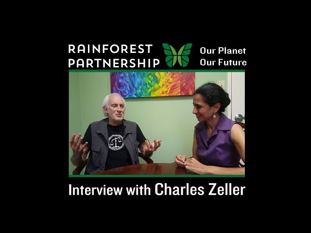 Our Planet. Our Future. Interview with Charles Zeller, Climate Change Expert