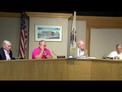 City of Marion Council Meeting April 13, 2015