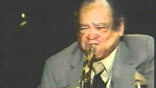 Arnett Cobb + Al Grey + Doc Cheatham 1987 (G)-part-1 - Nearness Of You + Fab
