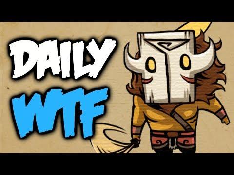 Dota 2 Daily WTF - Omae wa mou shindeiru