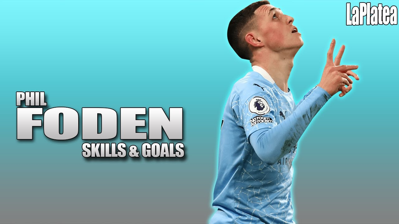 Phil Foden 2021 - Skills , Goals & Assists - HD - YouTube