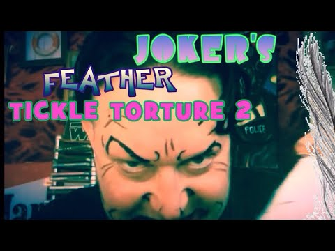 ⭐️ASMR⭐️ Feather Tickle torture 2! (50 shades of feathers 2) Harley has been bad! Again!