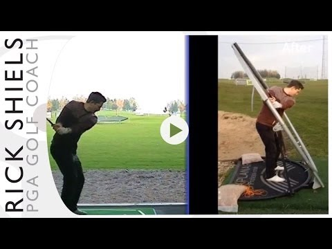 On Plane Golf Swing With EXPLANAR