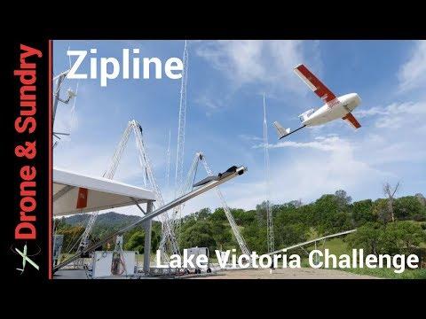 Zipline - The Lake Victoria Challenge