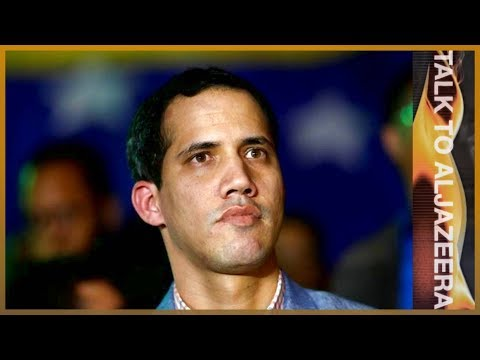 🇻🇪  Venezuela's Juan Guaido: 'Nobody is going to take a risk for Maduro' l Talk to Al Jazeera