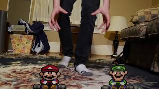Game Over (Mario Perler Bead Animation)