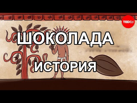 ИСТОРИЯ ШОКОЛАДА / TED ED НА РУССКОМ