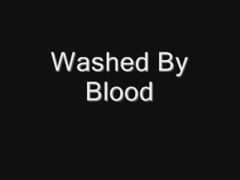 "Washed By Blood - Brian ""Head"" Welch"