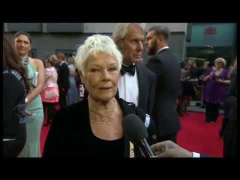 Sophia Tran-Thomson BBC World News - Olivier Awards April 13, 2014