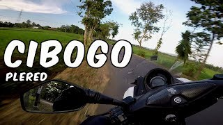 CITEKO KE PLERED VIA CIBOGO PURWAKARTA - MOTOVLOG INDONESIA - NMAX 155 - GOPRO HERO 4