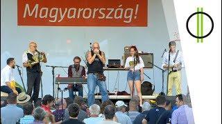 Szegény Ady Endre – Ferenczi György és a Rackajam (2019.08.18. Clark Ádám tér)