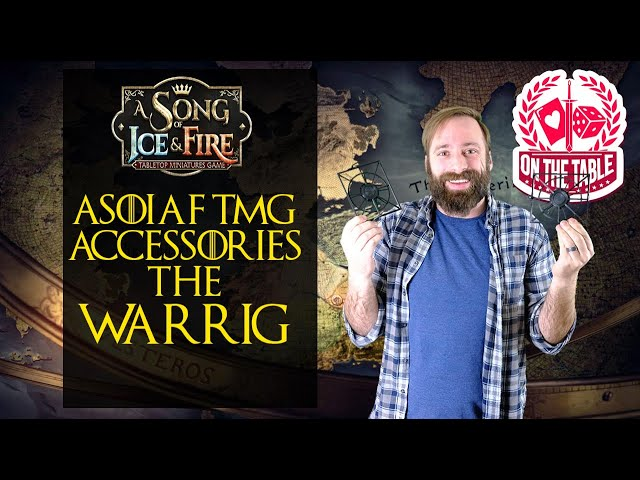 ASOIAF TMG ACCESSORIES: The WarRig!