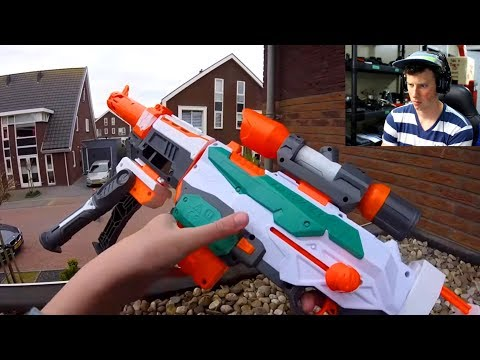 Thumbnail: Nerf Gun Game | Made by the Fans!