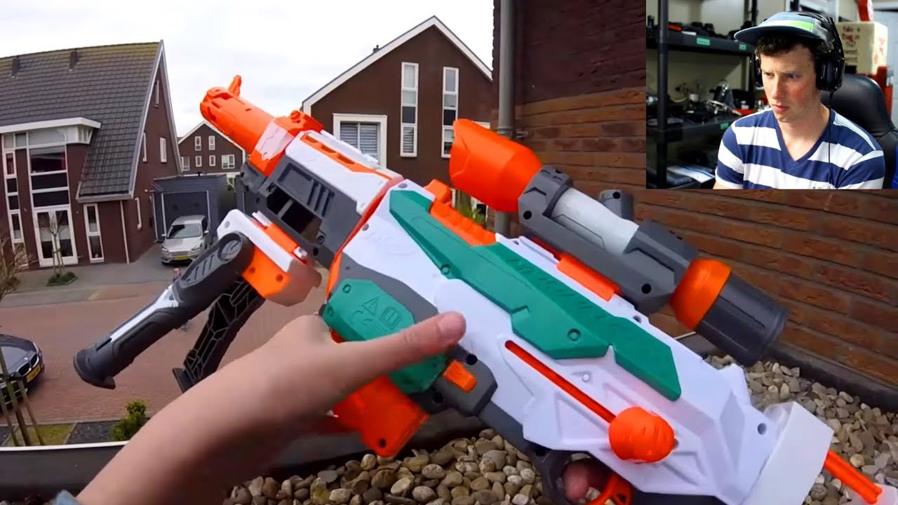 "a personal insight on what lead people to buy nerf gun Nerf faq get nerf you can't hurt babies or old people"" you can also buy accessory parts and refills for your favorite hasbro toys and games from."