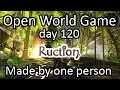 Open World Game I'm building: Ruction -