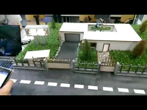 Progetto casa domotica con pannello solare esami di stato 2014 2015 arduino youtube - Progetto casa domotica ...