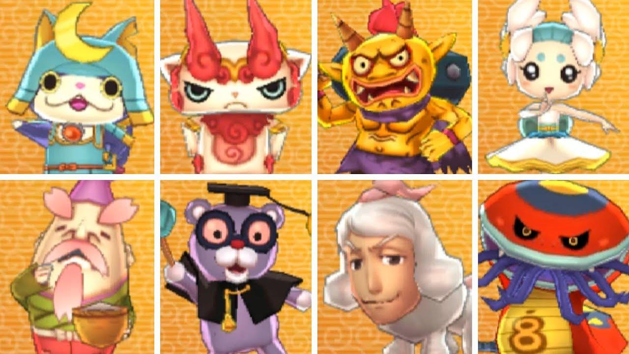 All Legendary Yo-kai Summonings, Requirements, & More!
