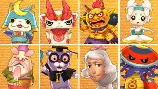 Yo-kai Watch Blasters - All Legendary Yo-kai Summonings, Requirements, & More!