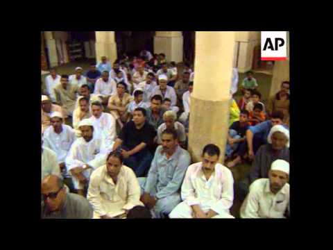 EGYPT: GOVERNMENT UNDER FIRE OVER PERSECUTION OF MUSLIM MILITANTS