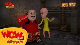 Motu Patlu Siêu Clip 26 - Hai Chàng Ngốc - Cartoon Movie - Cartoons For Children