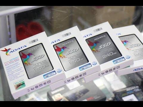 YC Service นำเสนอ SSD ขนาด 240GB จาก ADATA ราคาสุดคุ้ม 2,380 บาทพร้อมรับประกัน 3 ปี