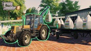 Bez Nawozów Nie Ma Plonów  Rolnicy Mechanicy ⭐️ Farming Simulator 19