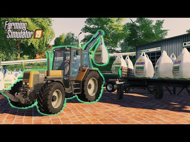 👑 Bez Nawozów Nie Ma Plonów 🚜 Rolnicy Mechanicy ⭐️ Farming Simulator 19 🚜