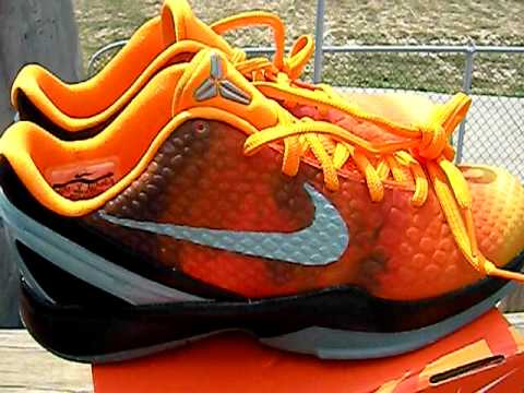 c62f13b0d2e Nike Zoom Kobe VI All Stars  2011 East LA   Orange County Sunsets ...