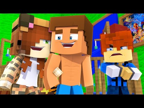 Minecraft Daycare - TINA'S REAL BOYFRIEND !? (Minecraft Roleplay)