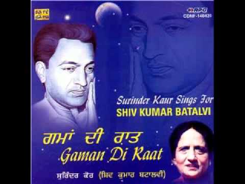 Indian of the Day : The Great Poet Shiv Kumar Batalvi