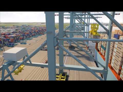 APM Terminals Maasvlakte 2