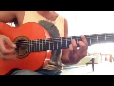 Guitarra - Churrete y Ringo (Juanito Makande)