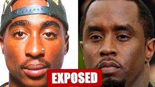 The DISTURBING Confession About 2pac's DEATH Diddy Pray's You Won't Watch!!