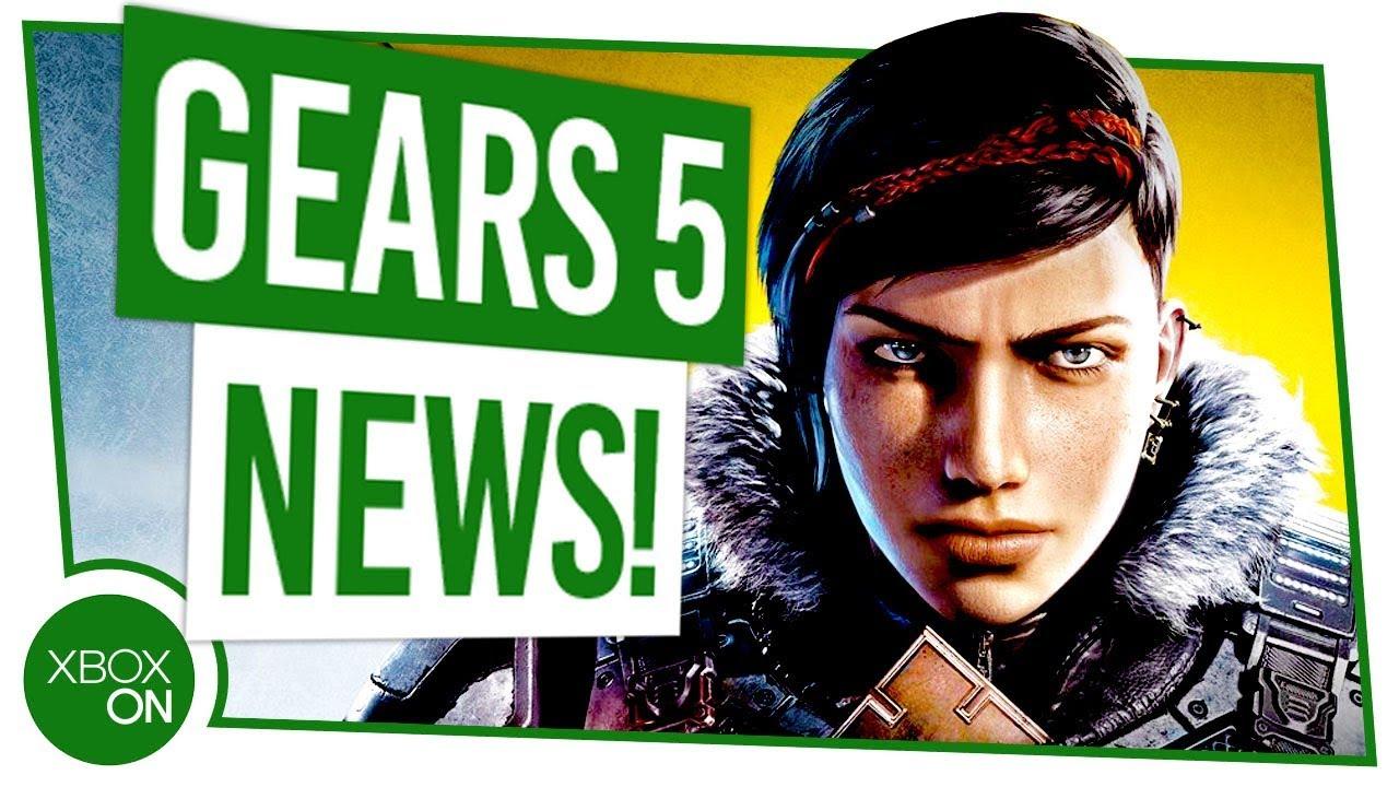 HUGE Gears 5 NEWS, neuer Modus, Waffen mehr | Xbox E3 2019 Update + video
