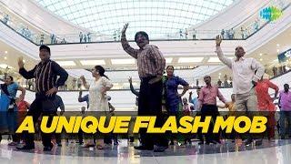 Rang Barse Bheege Chunarwali | Flash Mob by senior citizens