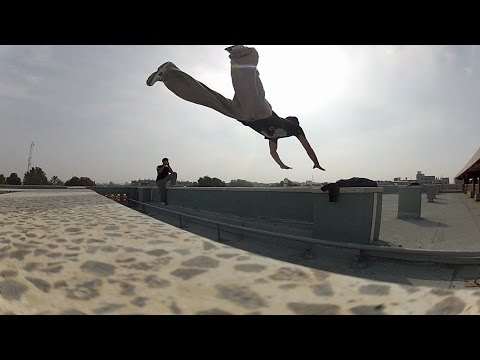 The Best Of Gaza Parkour And Free Running (HD1080)
