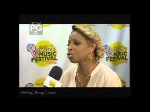 Mary J. Blige - Ain't Nobody/Good Woman Down (live At Essence Music Festival)