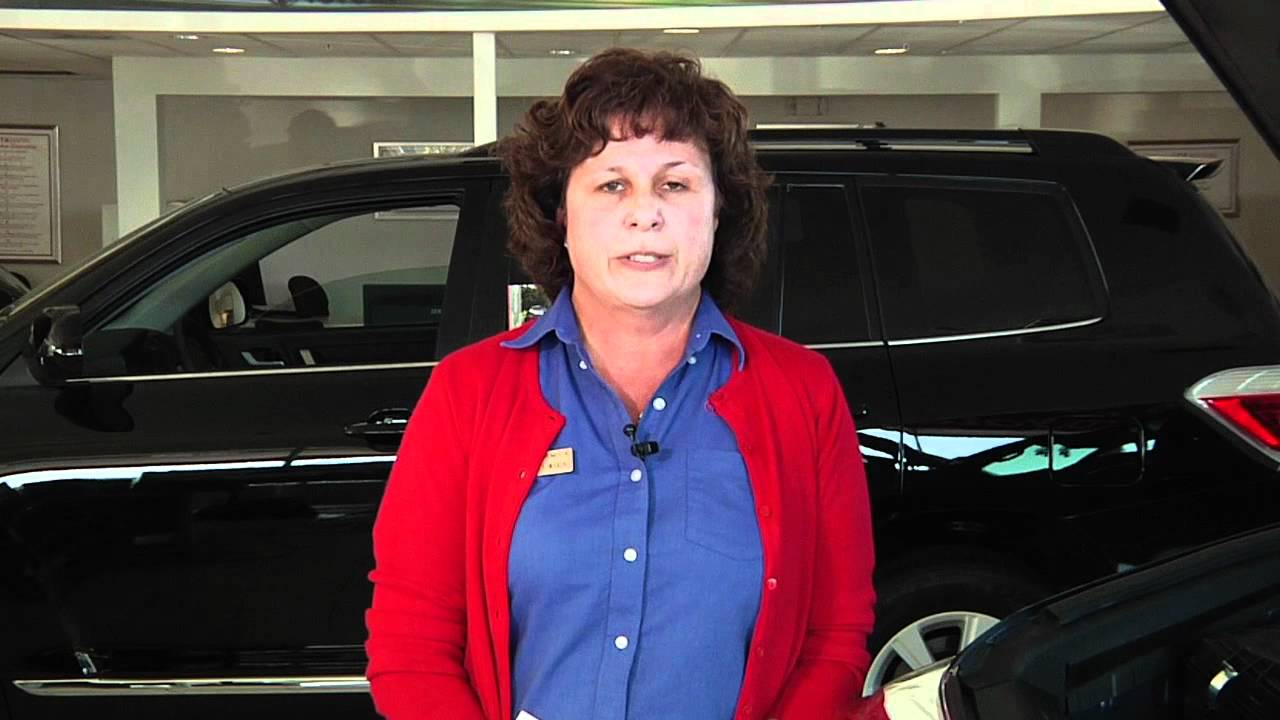Toyota Marin Service Manager Paula Mccormick Highlights The Convenient And Friendly
