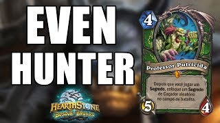 CAÇADOR PAR ( Even Hunter ) | Hearthstone