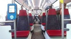 Trams of Helsinki 9-4: Škoda ForCity Smart Artic MLNRV3 #446 on line 9 (16.02.19)
