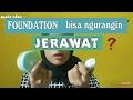 FOUNDATION DAN BEDAK UNTUK KULIT BERMINYAK DAN BERJERAWAT || SONIA SHSP
