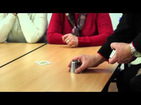 Bruce Wright Mentalist And Magic promotional video