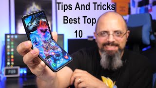 First 10 Things To Do On The Samsung Galaxy Z Flip Out Of The Box (One UI 2.1 Cool Tips & Tricks)