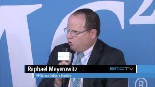 Customer Experience Day: Raphael Meyerowtiz on EMC TV