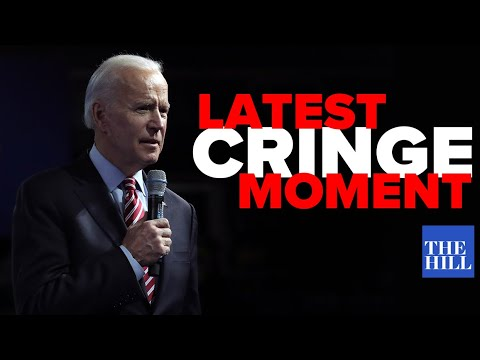 Krystal And Saagar: Biden's Latest TV CRINGE Moment